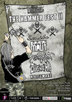 The Hammer Fest II by morbidillusion666