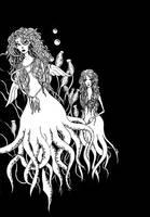 Nymph's Implore by morbidillusion666