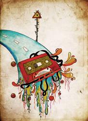 My Music Journey by morbidillusion666