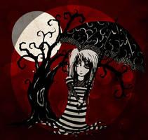 Night Walk by morbidillusion666