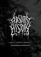 Absurd History Logo by morbidillusion666