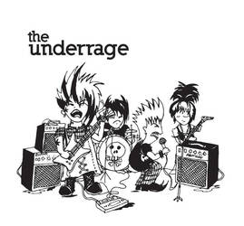 The UnderRAge by morbidillusion666