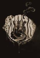 Smoke in the jungle by morbidillusion666