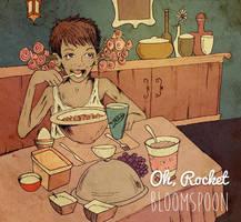 BloomSpoon  Oh rocket by morbidillusion666