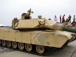 M1-A1 Abrams by Photobeast