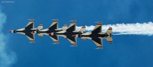 Thunderbird Layered by Photobeast