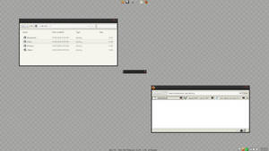 Appows Minimalist Desktop 2 by countedfor
