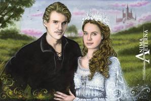 The Princess Bride by AnimaEterna