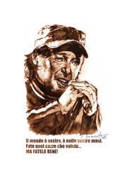 Poster Vasco Rossi by maximvs