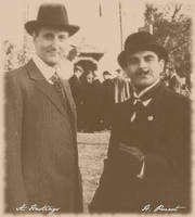 Hastings and Poirot - 1916 by phantomphan1990