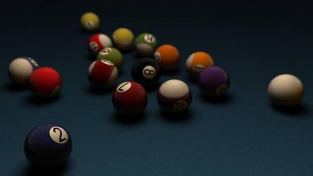 Pool Balls (demo) by ScienceSkills