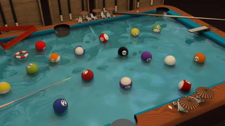 'Pool' Table by ScienceSkills