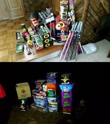 Fireworks by ScienceSkills