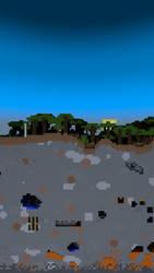 Minecraft Phone Wallpaper 5 by ScienceSkills