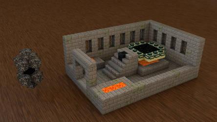 Minecraft Blocks WIP 11 by ScienceSkills