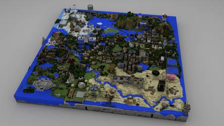 My Favorite XBOX Minecraft World by ScienceSkills