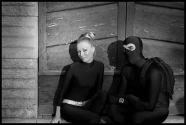 Eva and Diabolik by Sheogorath8