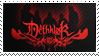 Stamp: Dethklok by no-more-refills