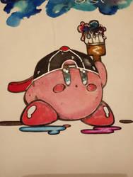 Kirby! by TinyGhostie