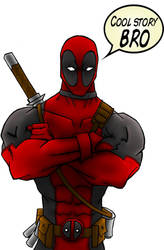 Deadpool: merc with a mouth by HiringHenchmen