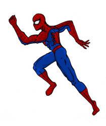 Friendly Neighbourhood Spider-man by HiringHenchmen