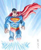 Superman by dichiara