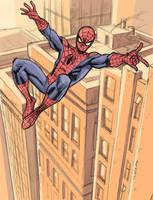 Spiderman by dichiara