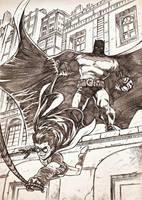 Batman Monday 13 by dichiara