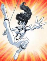 Spider-Woman 02 by dichiara