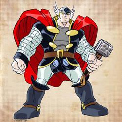 Thor Thursday 23 by dichiara