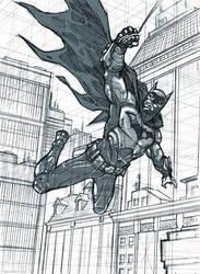 Batman sketch by dichiara