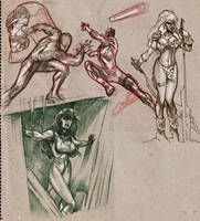 Sketches 02 by dichiara