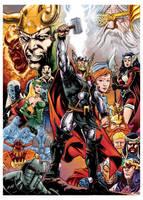 Thor by dichiara