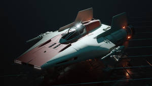 A-wing modeling! by wanoco4D
