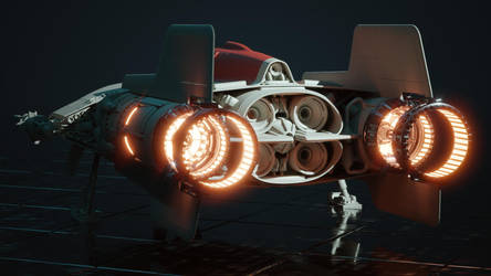 A-wing back by wanoco4D