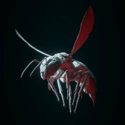 a Hornet by wanoco4D