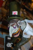 Mad Hatter WIP by dementorrain
