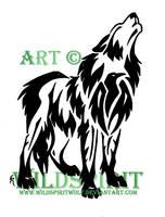 Spirit Of The Raven Tattoo by WildSpiritWolf