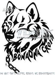 Bona Na Croin Wolf Tattoo by WildSpiritWolf