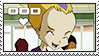 Code Lyoko - Odd Stamp by WildSpiritWolf