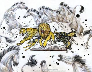 African Fairytale by WildSpiritWolf