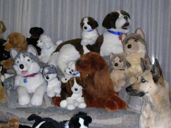 Kruger And Doggies by WildSpiritWolf