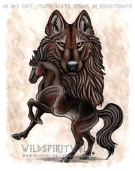 Servitor Meus by WildSpiritWolf