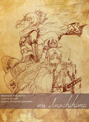 +A Lord and his Servant+ by twilight-inochihime