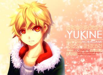 +Noragami: Yukine+ by twilight-inochihime