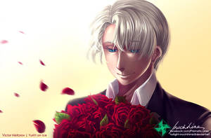 +Yuri!!! on Ice: Victor+ by twilight-inochihime