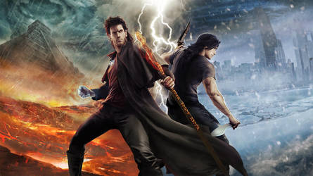 The Dresden Files by Mika-Blackfield