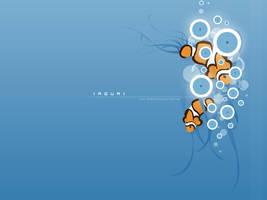Aqua.Wallpaper by crazyspacetime