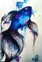 Deep sea by CK--Art