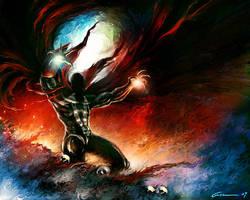 Hellspawn by gantian1988